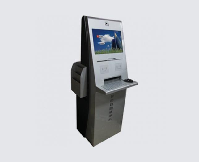 银行智能自助填单机