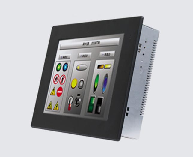 QC6-176N嵌入式触摸工控机