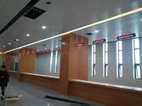 咸阳沣西新区政务大厅排队机系统