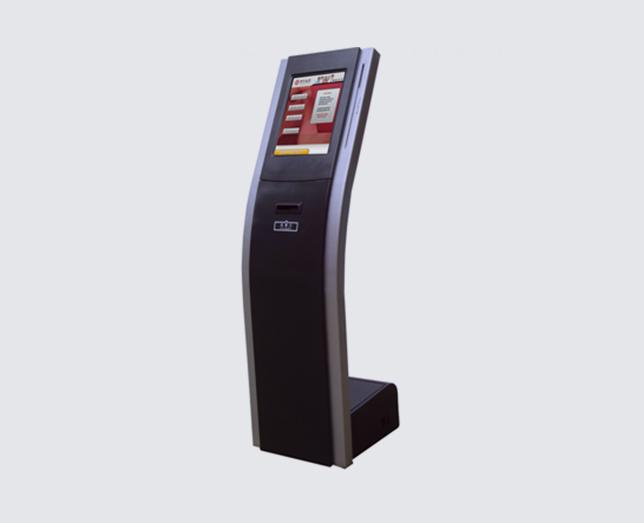 VN-3000BS型智能触摸取号机