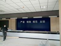 西安市公安局交警支队灞桥大队排队机系统